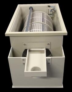 Trommel Filter 65.000 liter per uur